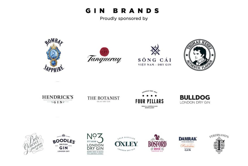 Gin Fest Gin Brands Image