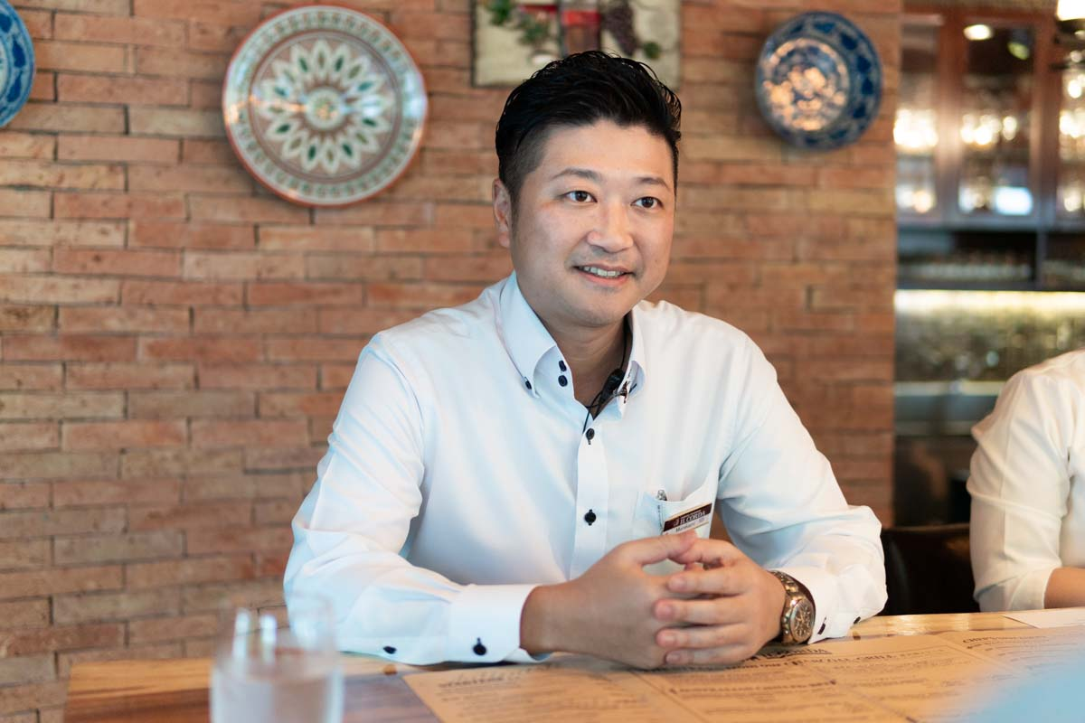 IL CORDA Steakhouse Executive Director Masaaki Murakami 2