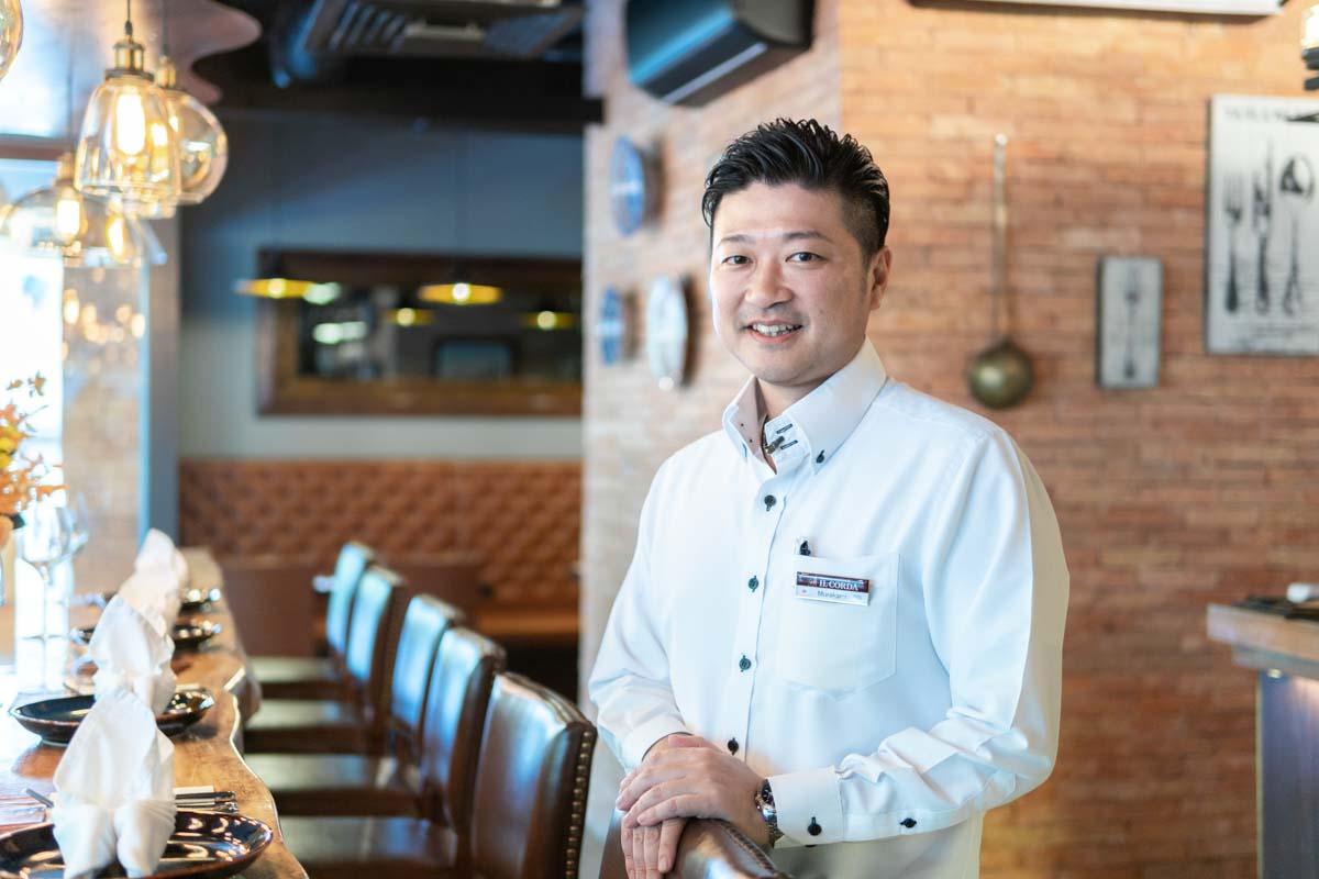IL CORDA Steakhouse Executive Director Masaaki Murakami 1