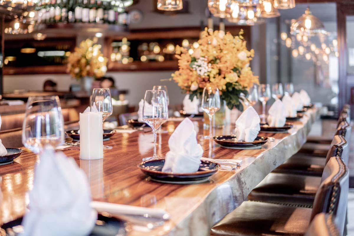 IL CORDA Steakhouse Interior 2