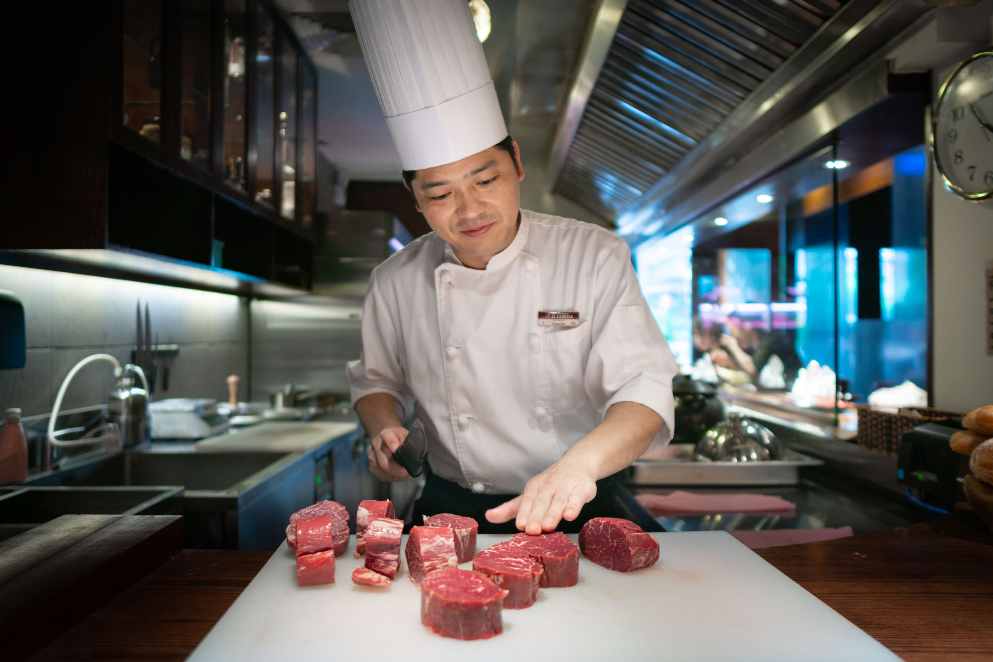 IL CORDA Steakhouse Feature Photo