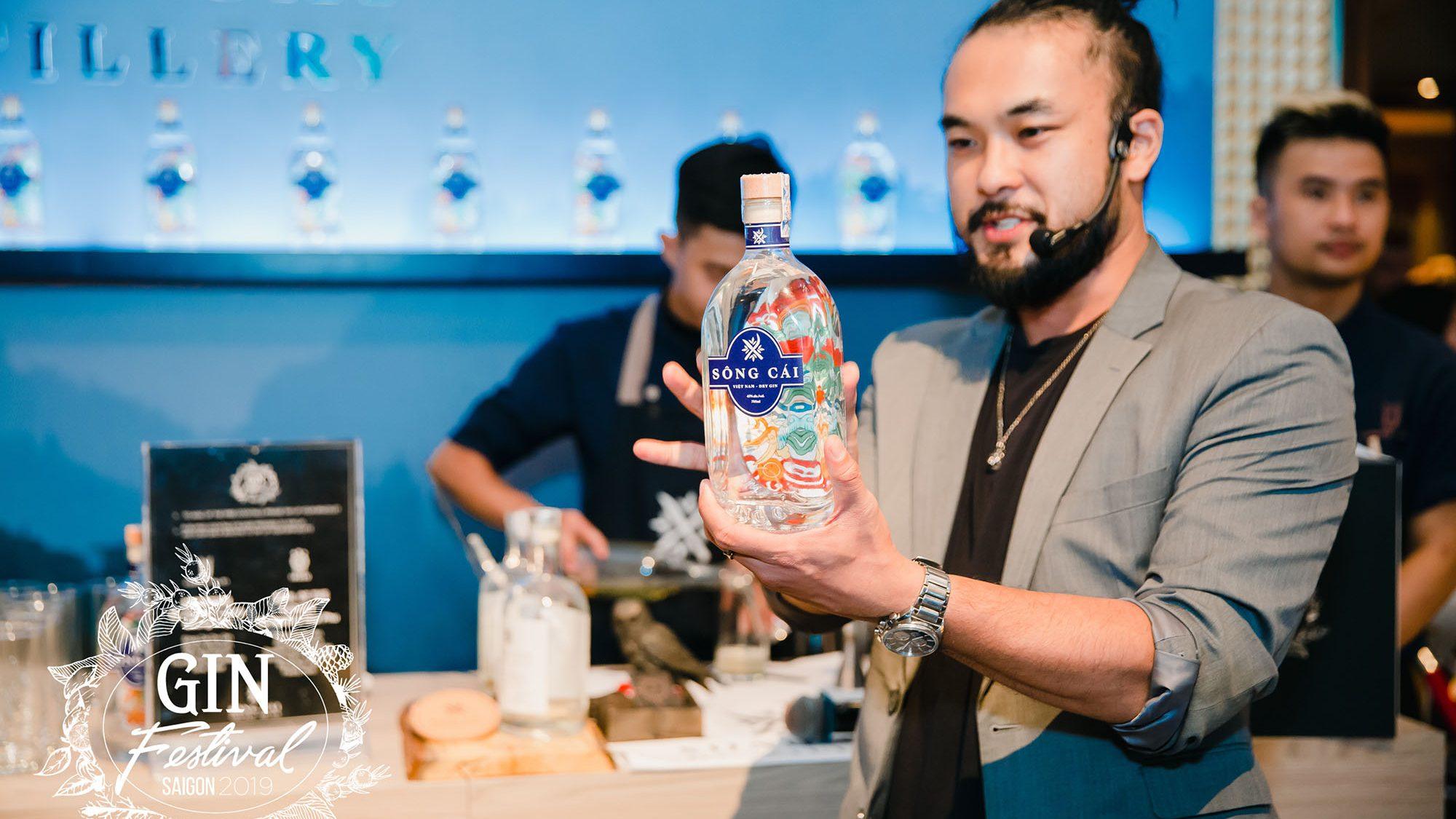 Gin Festival Saigon 2019: Thoả mãn cơn khát gin