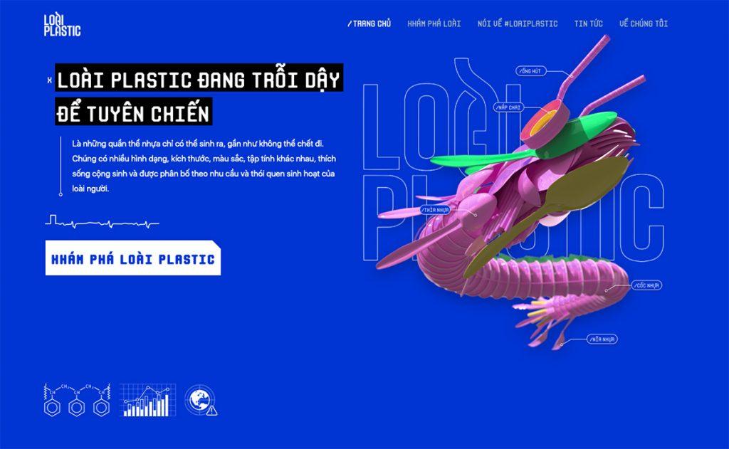Loài Plastic