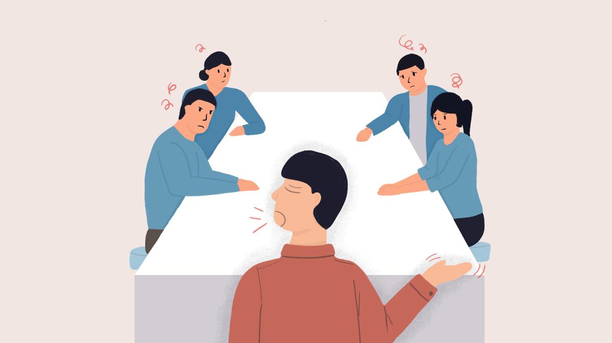 passive aggressive là gì
