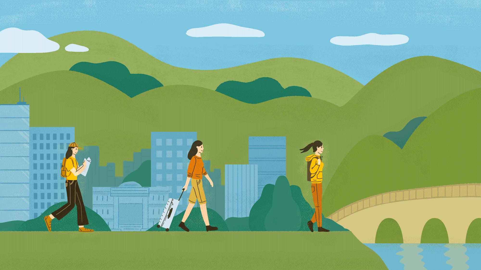 Làm thế nào để du lịch một mình không lạc lõng?