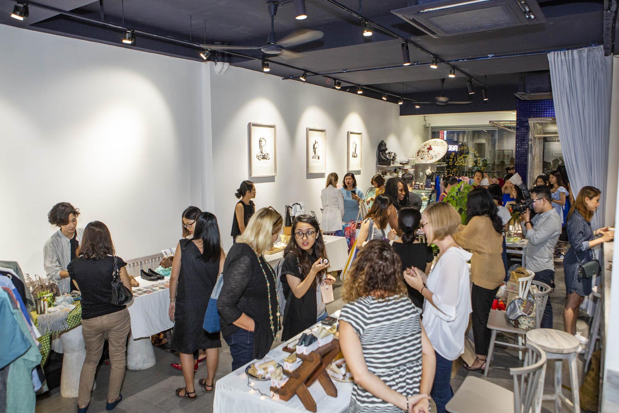 The Beehive: Creating A Community For Female Entrepreneurship