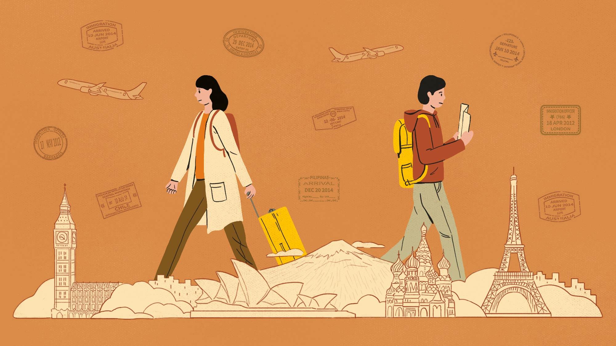 Du lịch không khiến chúng ta hạnh phúc hơn feature