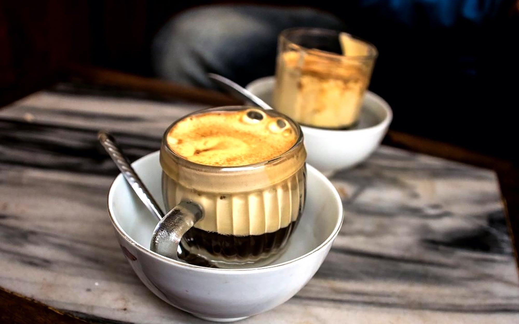 Cà phê trứng Hà Nội feature