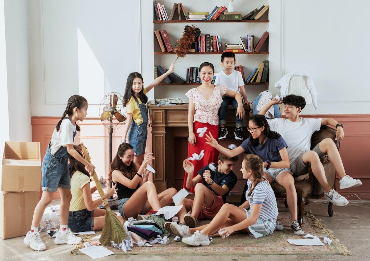 A Working Woman: Yênly
