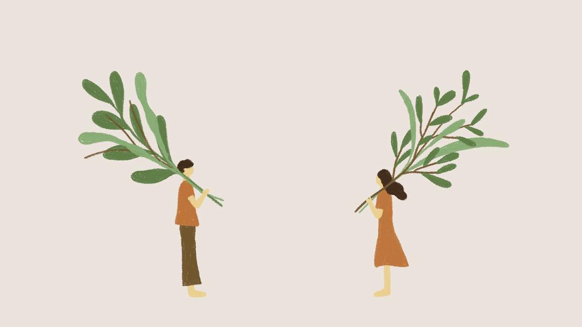 Cặp đôi cãi nhau 1