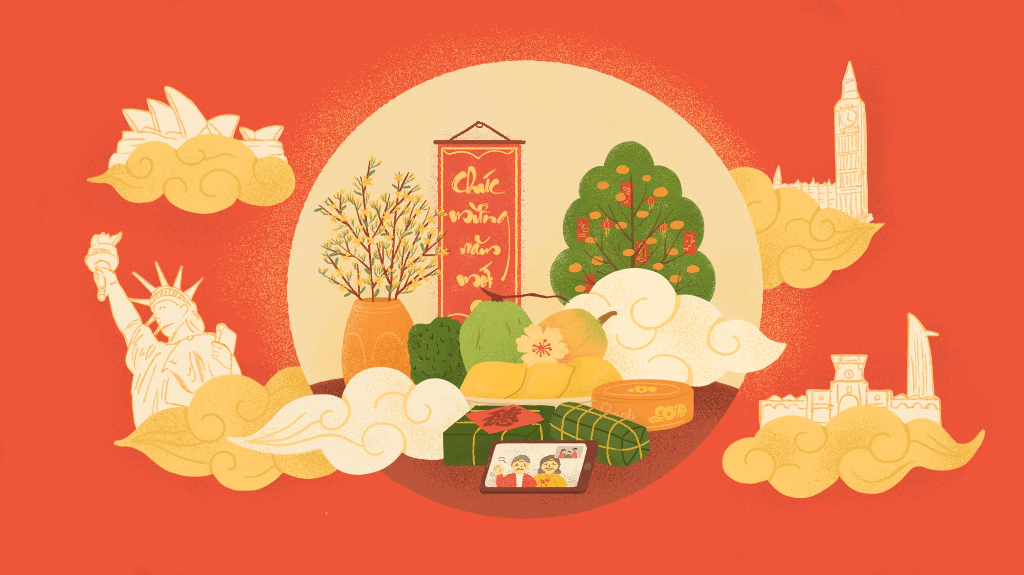 Tet a.k.a. Lunar New Year Through The Eyes Of First-Generation Vietnamese Americans