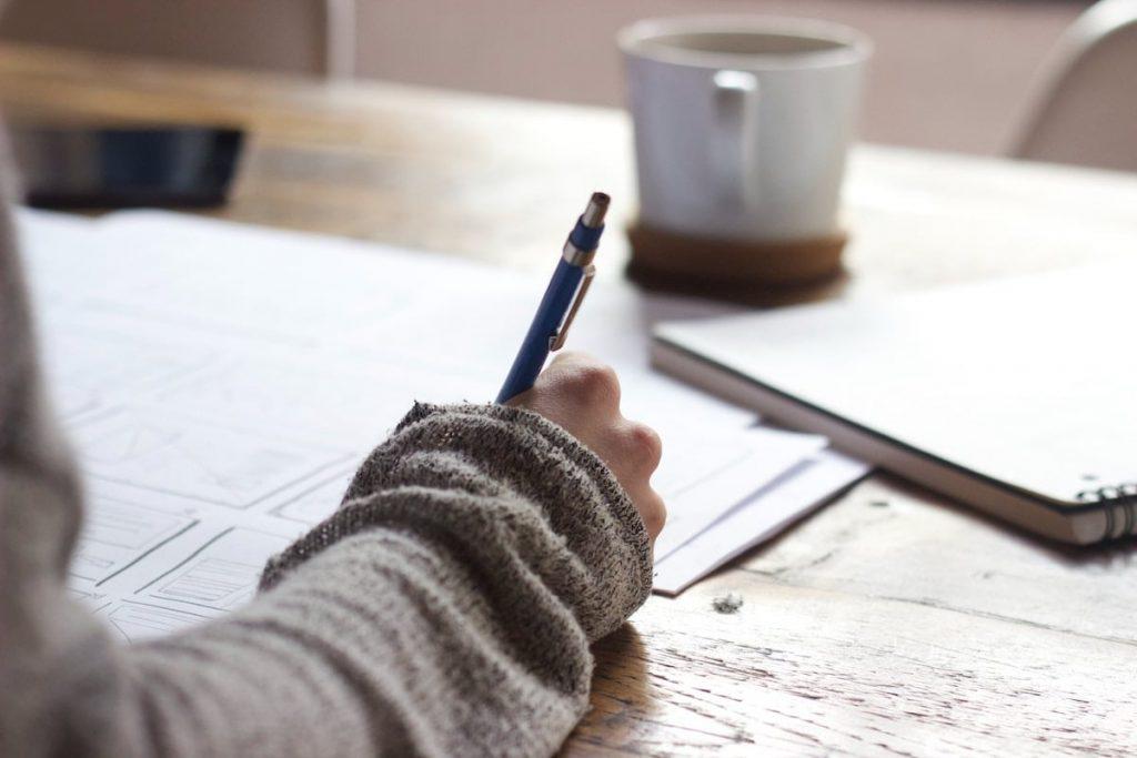 tập viết lách