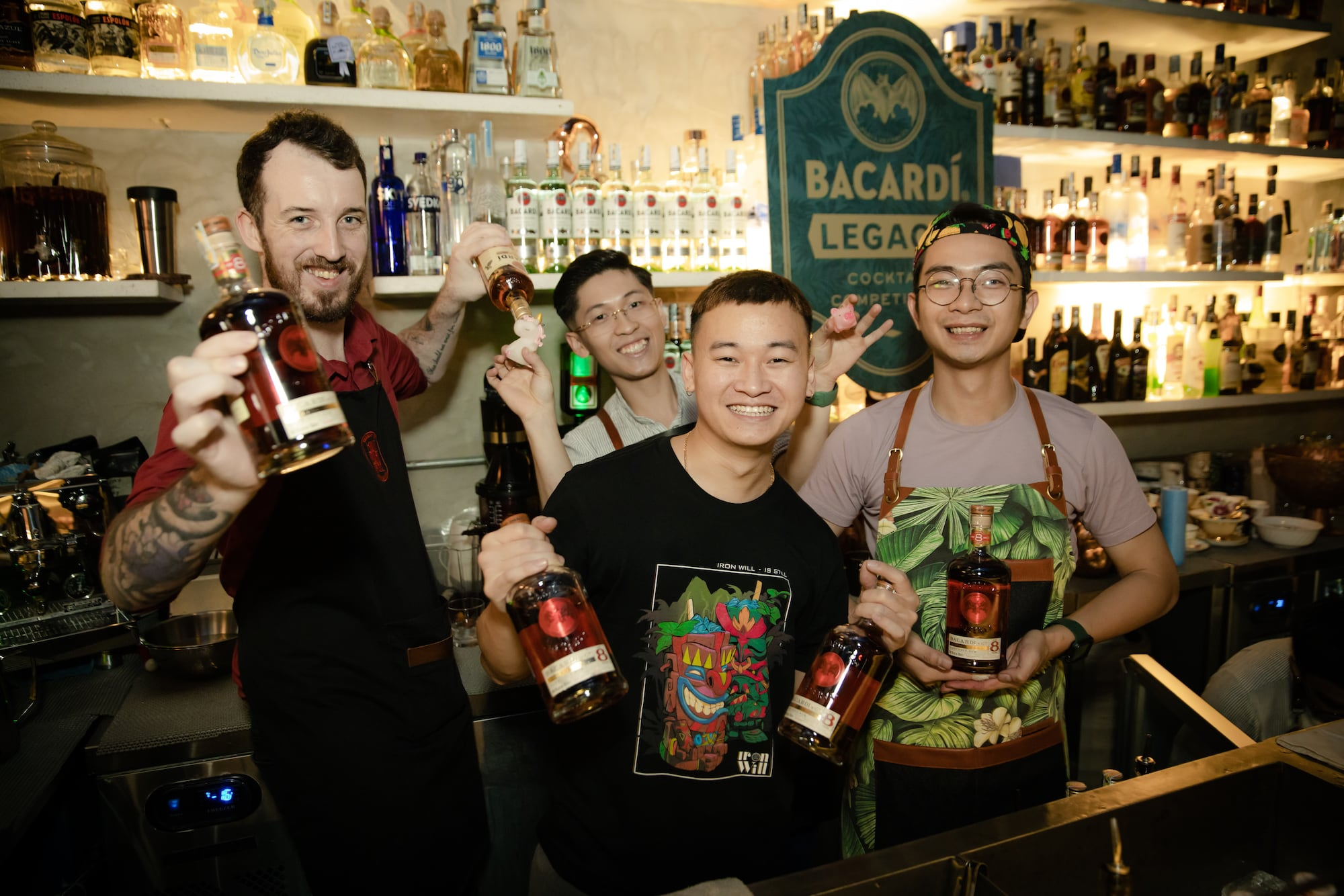 Bacardi Legacy Featured Image