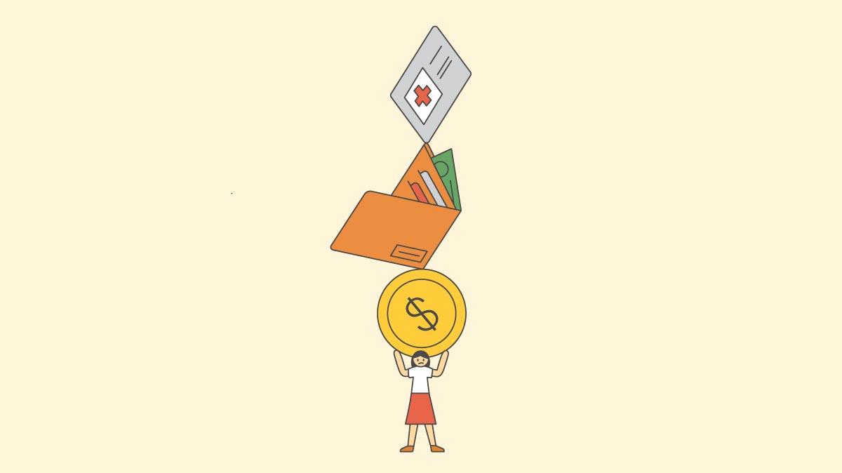 nhảy việc - tài chính