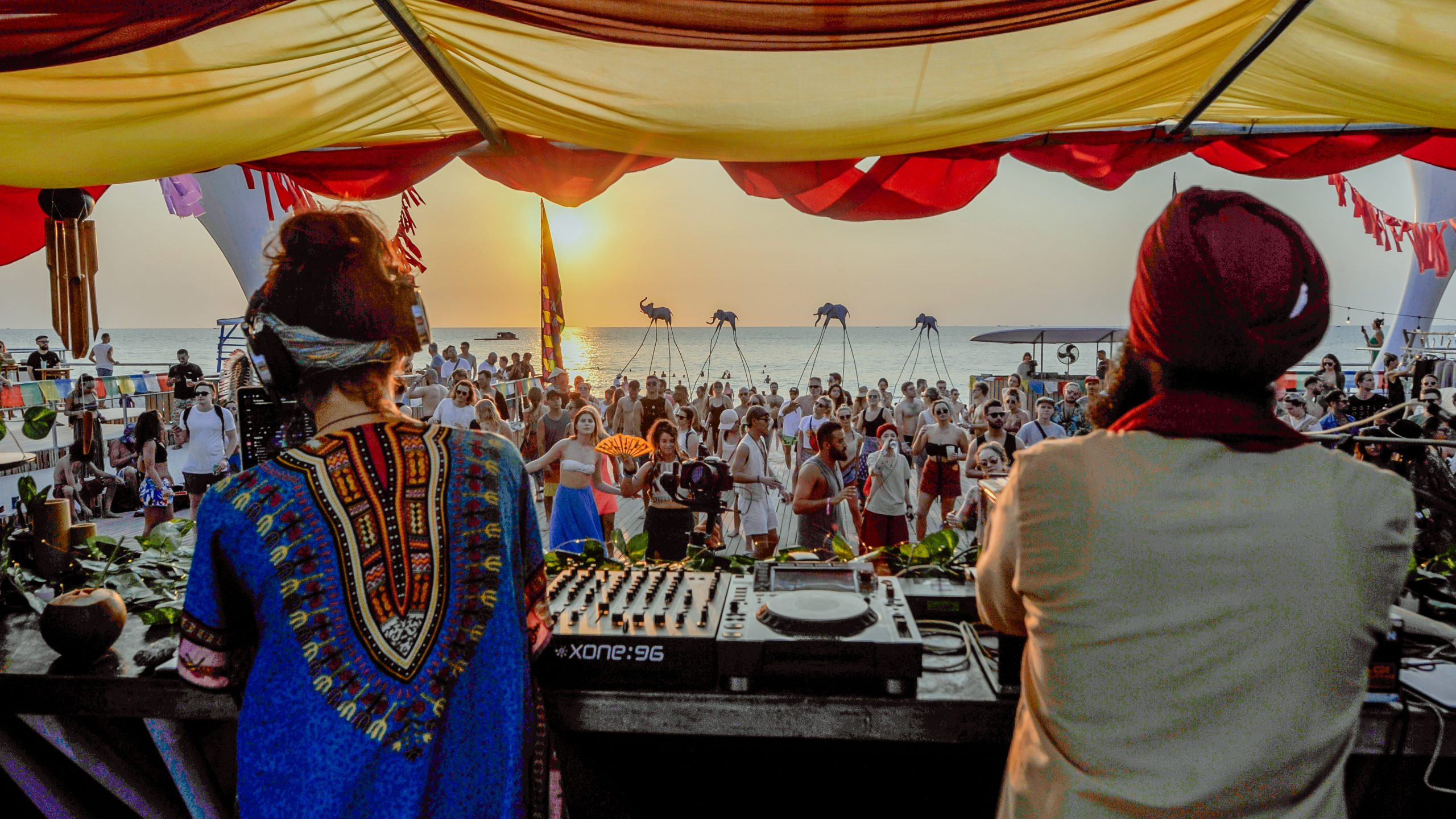 """""""While the impressive line-up landed Epizode on global 'festivals to watch' lists, it's the organizers' decision to embrace environmentally-friendly initiatives that earned it """"the festival with a conscience"""" moniker.""""   Source: Epizode."""