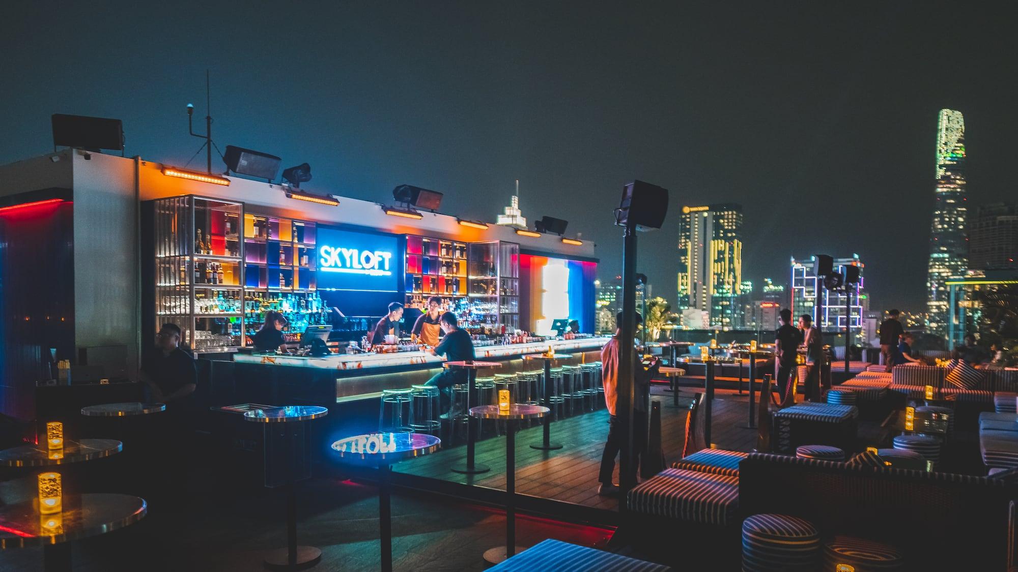 Skyloft By Glow On Elevating The Nightlife Scene In Saigon