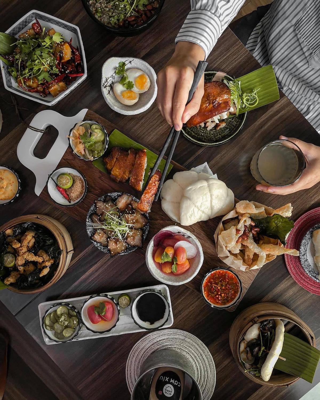 Cantonese -Vietnamese fusion cuisine at ComXiu
