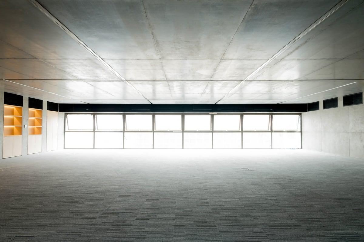 Inside The Bridge building