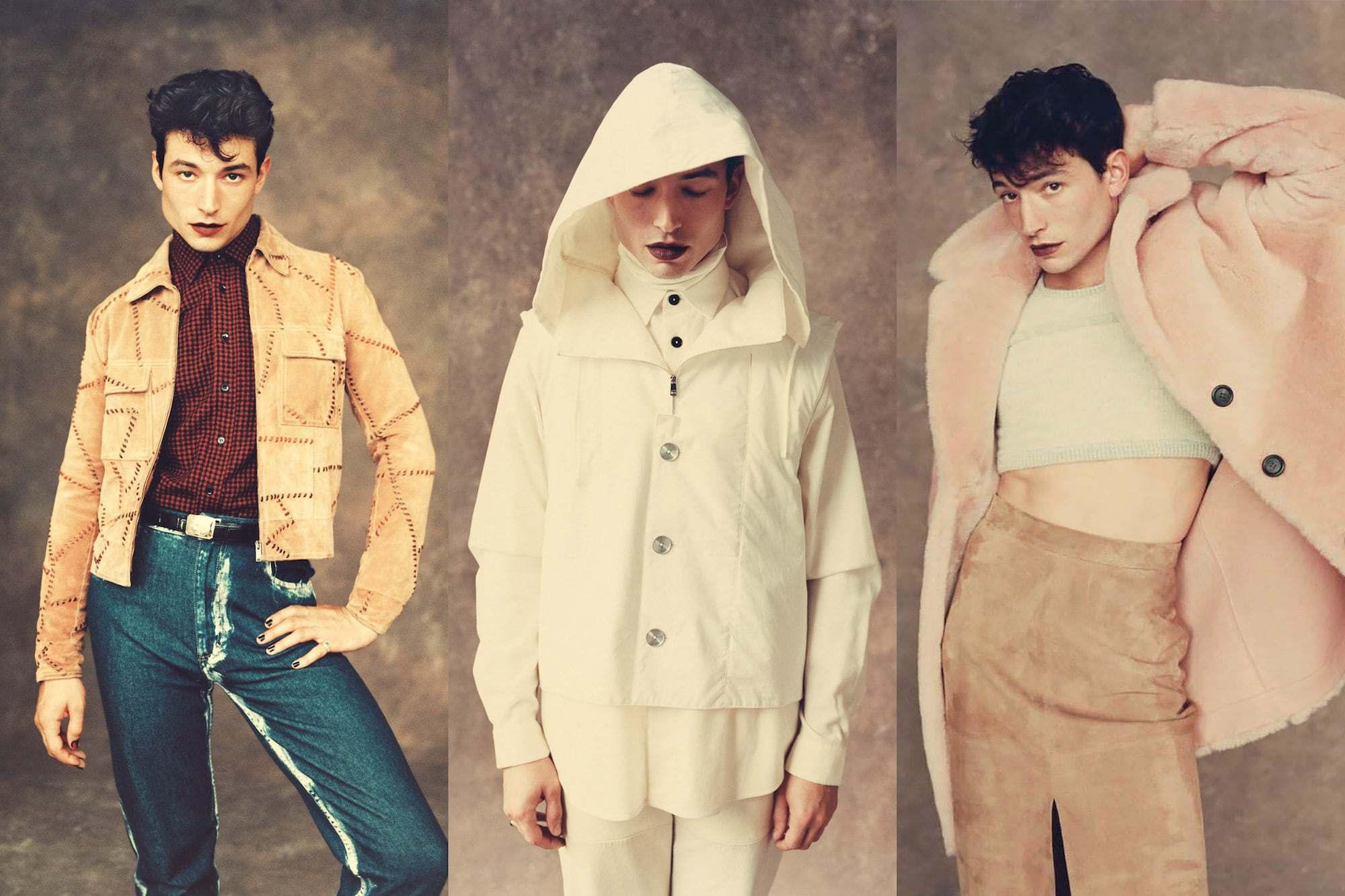 Thời trang giới tính linh hoạt: Kéo nam giới ra khỏi khuôn mẫu độc hại