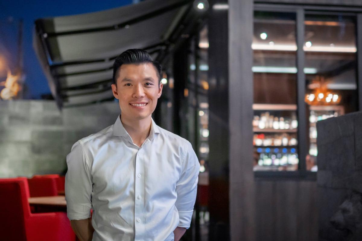 JJ Ang Sendo CFO portrait
