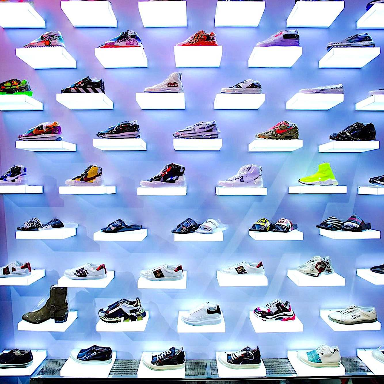 A Guide To Hanoi's Best Sneaker Stores