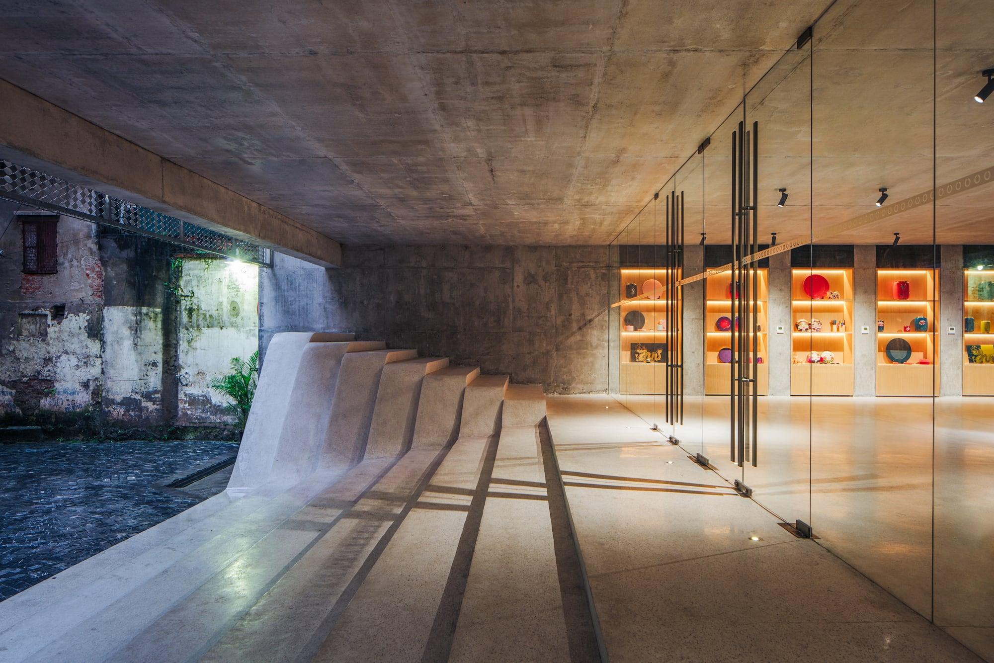 The Bridge By G8A: Grégoire Du Pasquier Gives A Tour Of A New Hanoi Project