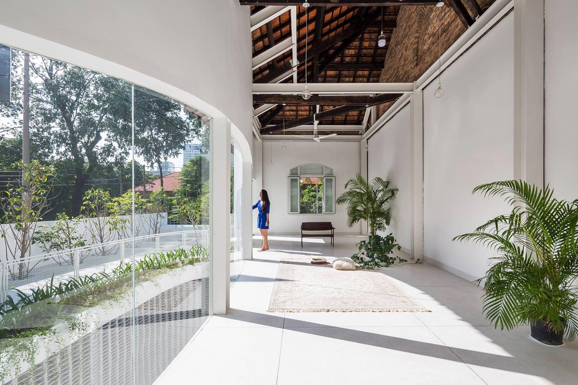 """Kiến trúc bền vững: Những công trình """"xanh"""" tại Việt Nam"""