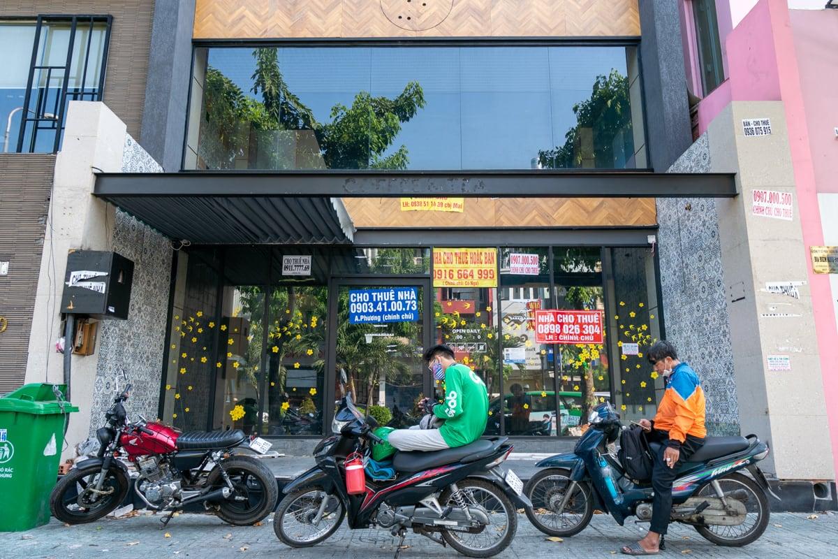 Saigon Street Covid