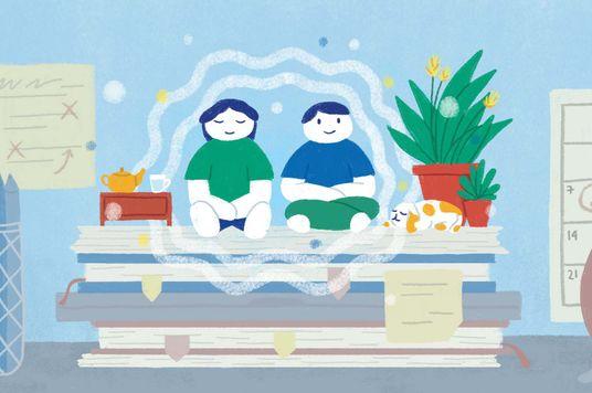 Phương pháp thiền và chánh niệm cho người bận rộn