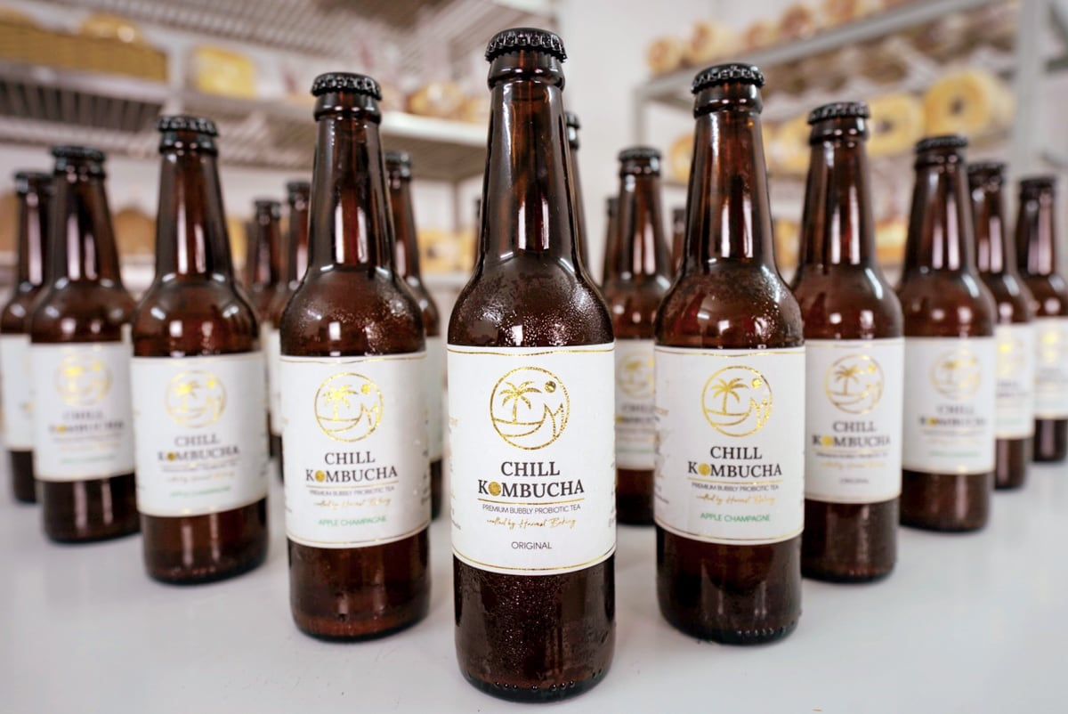 Chill Kombucha focuses on quality ingredients and scientific knowledge.