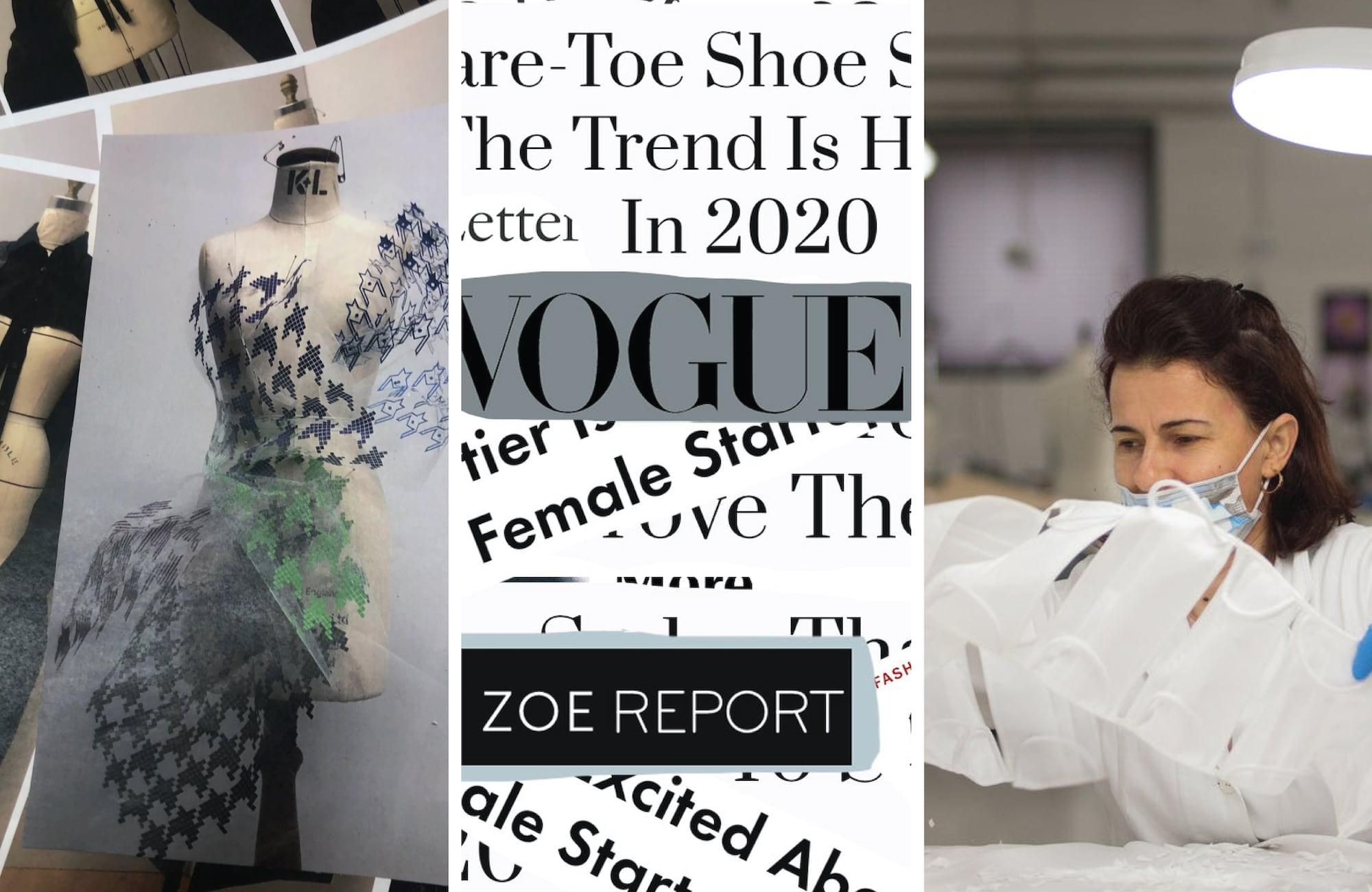 Hãy thích nghi, đừng chờ chết: 3 Cách vận hành từ xa của ngành thời trang toàn cầu
