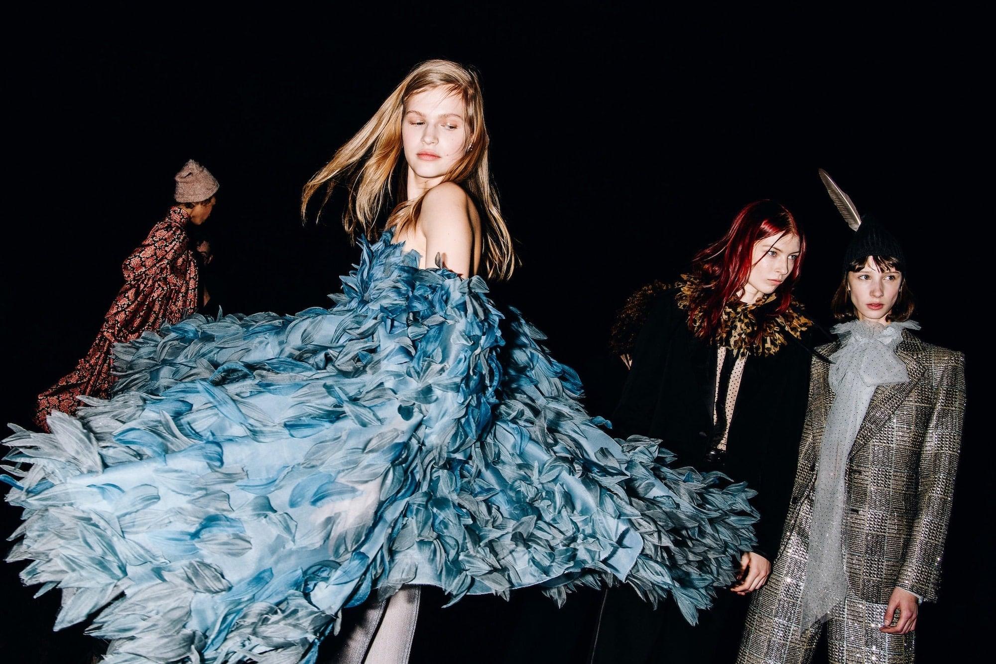 Tương lai nào cho sàn diễn thời trang?