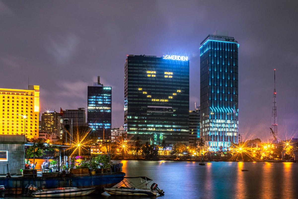 Le Meridien hotel Saigon