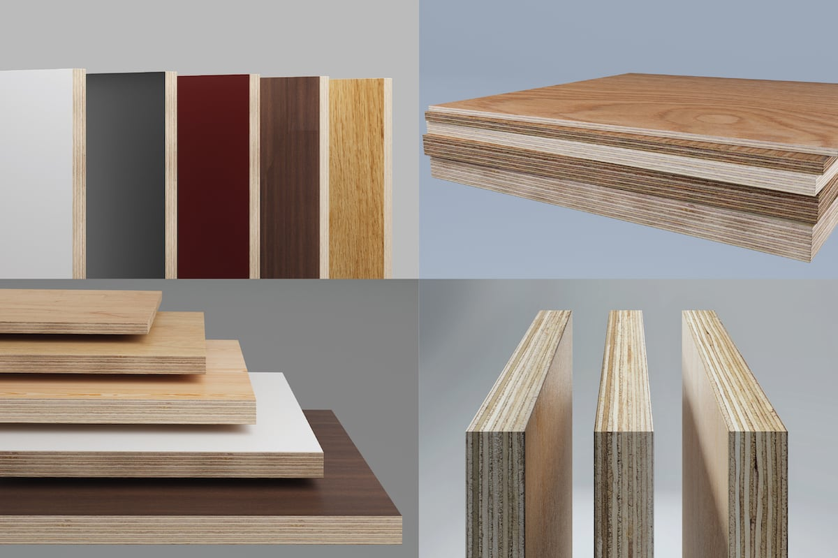 Plywood 12