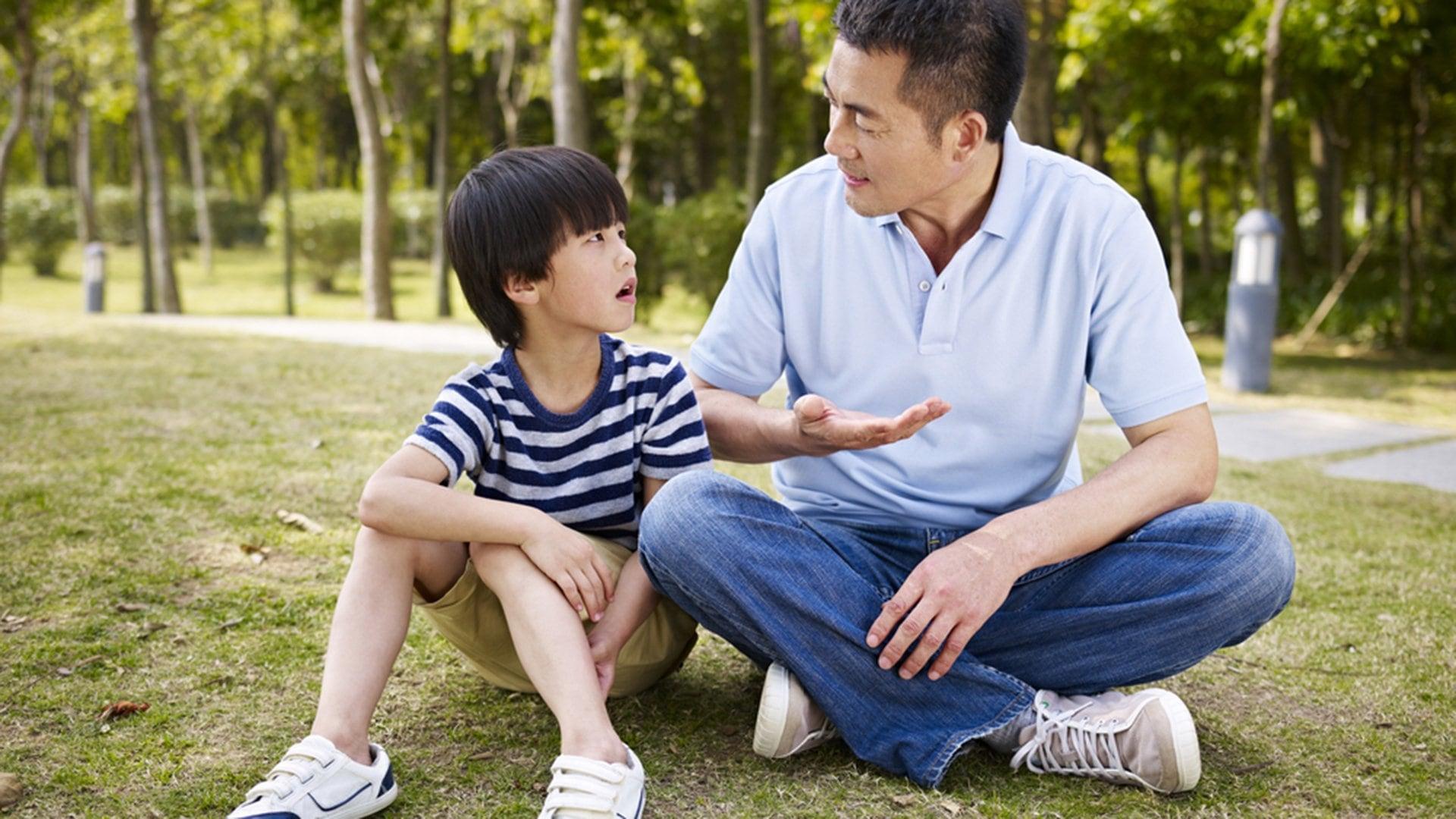Con cái không nghe theo lời cha mẹ 2