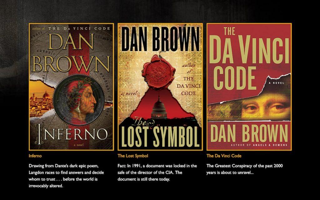Những thủ thuật viết của Dan Brown khiến độc giả mê hoặc-1