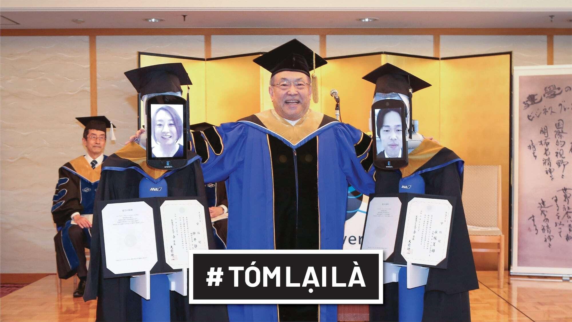 Tóm Lại Là: Bi hài lễ tốt nghiệp online