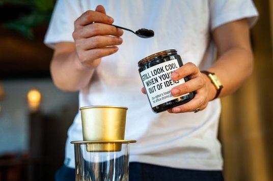 Ra mắt bộ sưu tập 5 hũ cà phê Vietcetera x building.coffee
