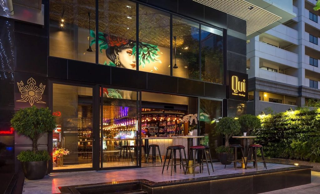 Qui Lounge