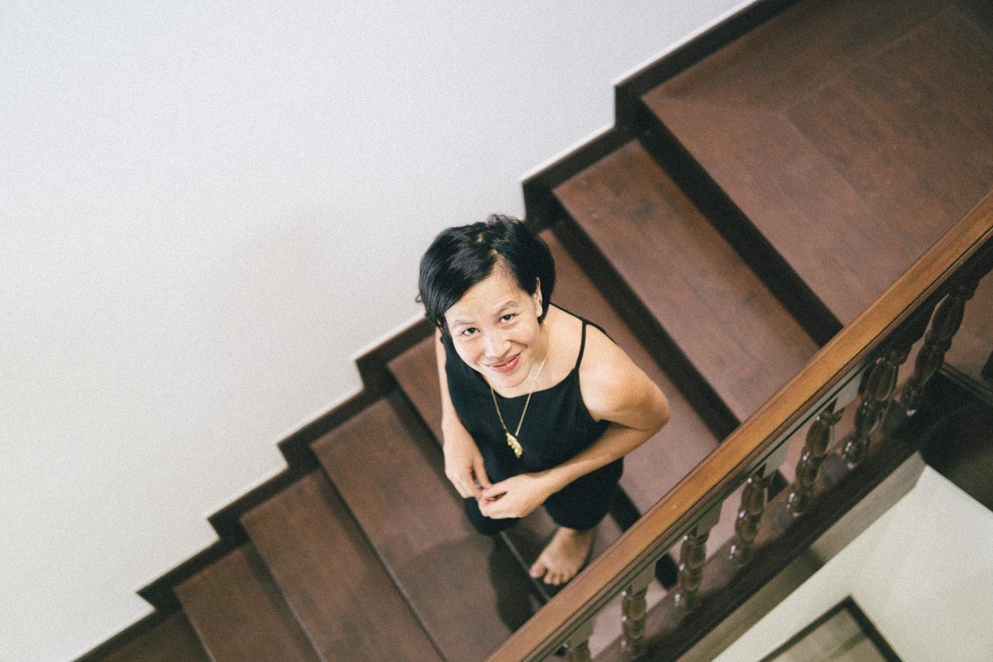 Sandrine Llouquet - Salon Saigon