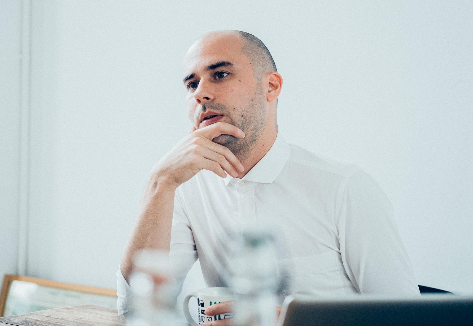 Rice Creative Interview with Joshua Breidenbach