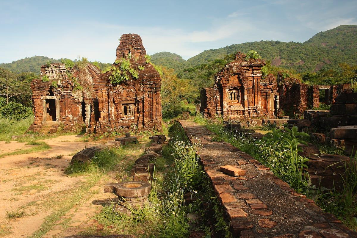 My Son Ruins. Image Credit: Danang Foodie