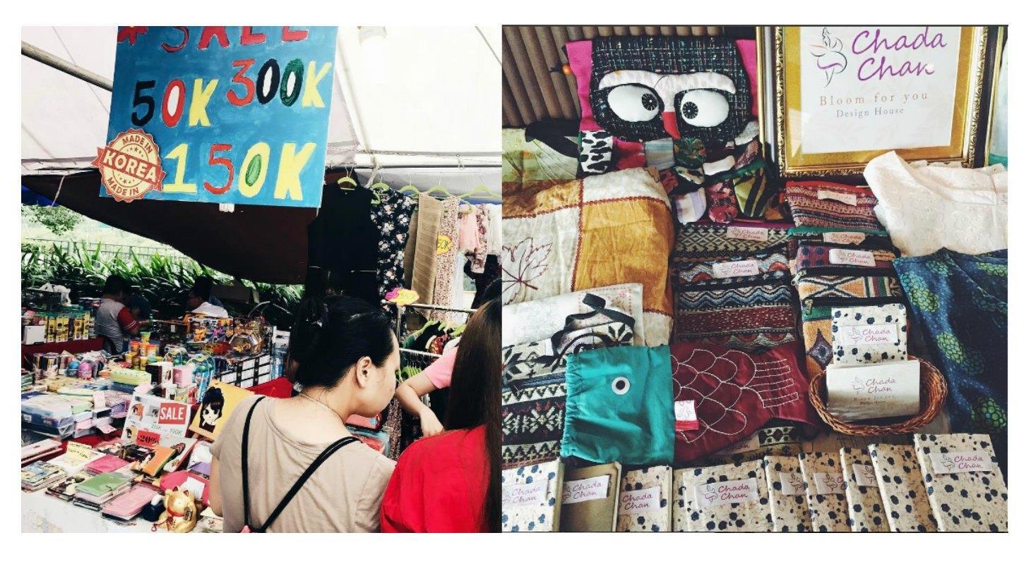 Saigon Flea Market