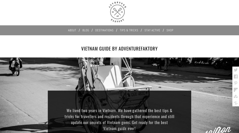 Adventure Faktory