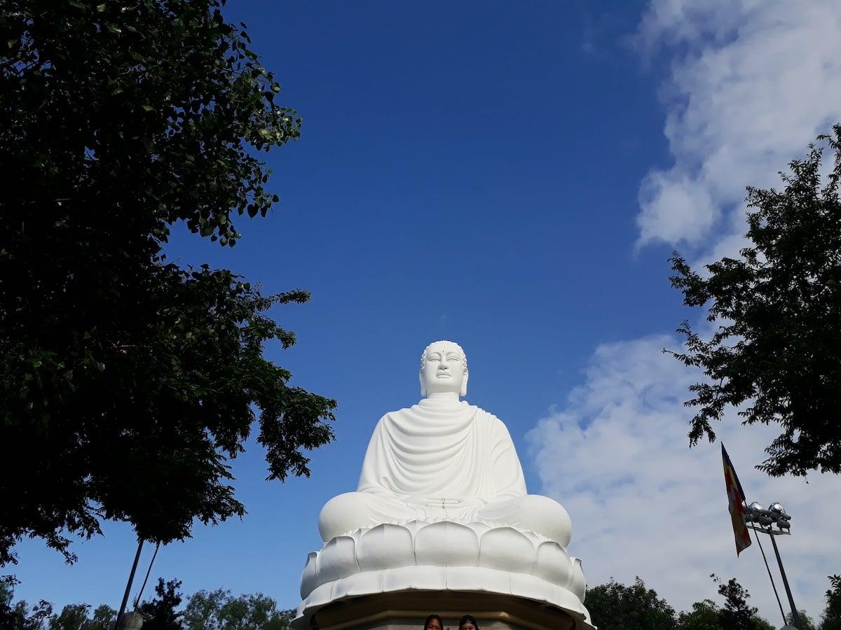 Statue in Nha Trang