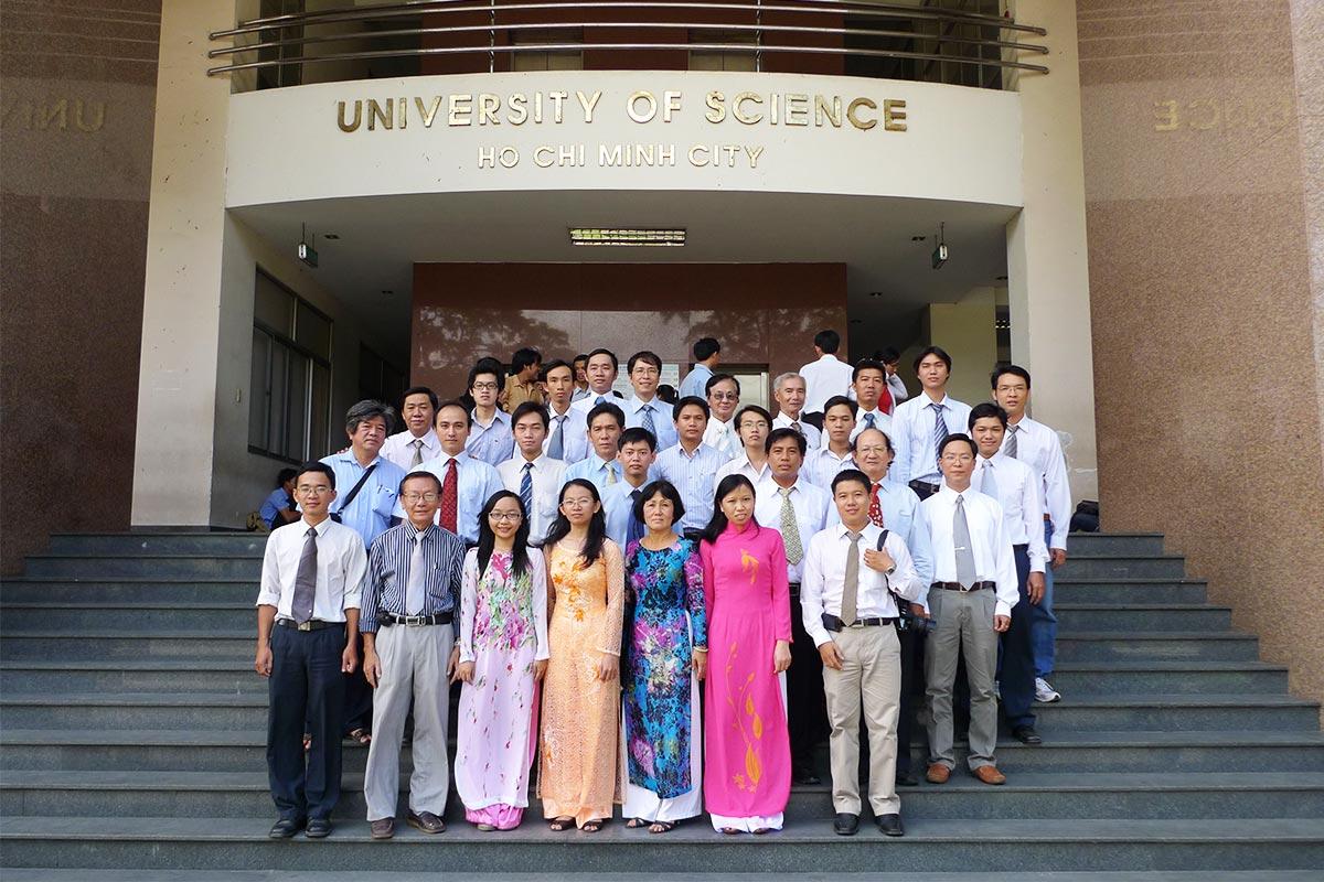 Ho Chi Minh University of Science