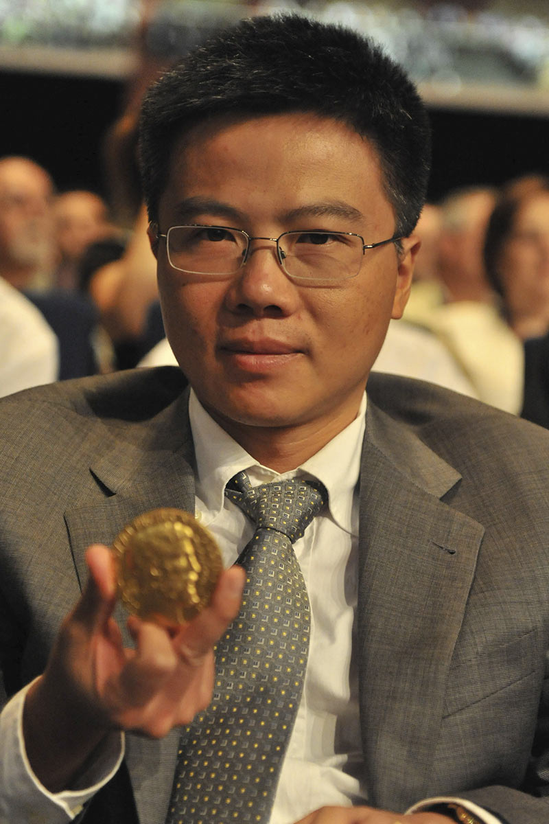 Professor Ngo Bao Chau