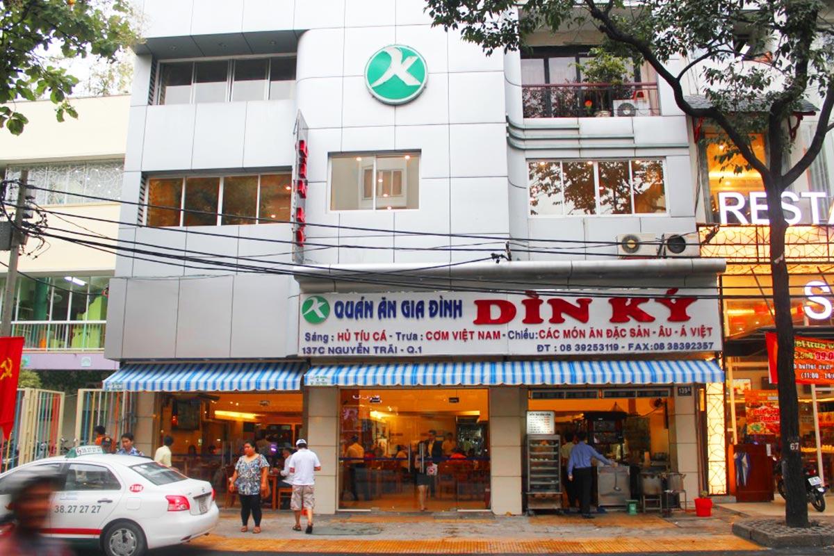 Din Ky Saigon