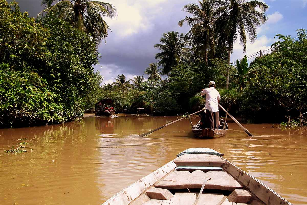Mekong Delta Weather