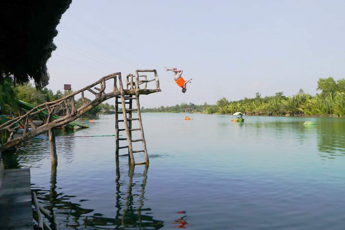 Scorpion Island Vietnam